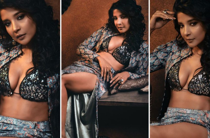 Drop it like its hot! Sakshiagarwal sizzles in her latest photoshoot!