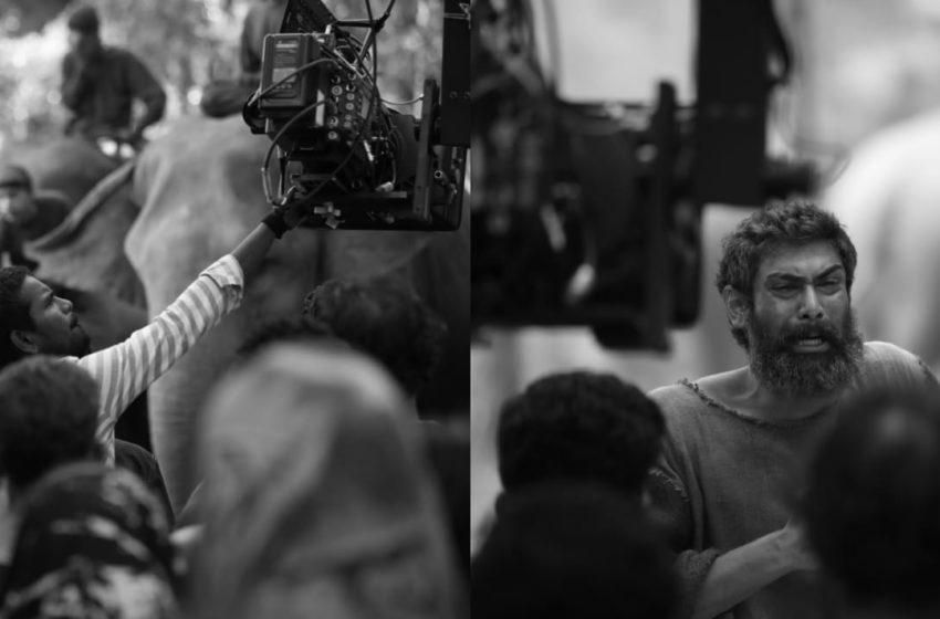 ராணா, விஷ்ணு விஷால் பாராட்டை பெற்ற ஒளிப்பதிவாளர் ஏ.ஆர். அசோக்குமார்!