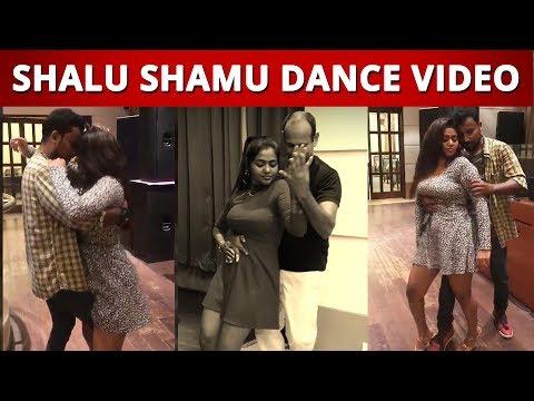 Actress Shalu Shamu Unseen Video Dance
