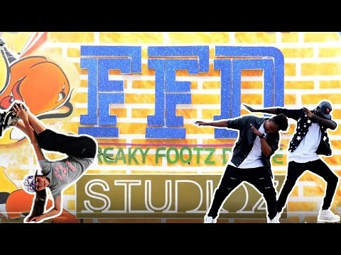 Freaky Footz Dance Studio Opening | FFD | Best Dance Studio In Chennai