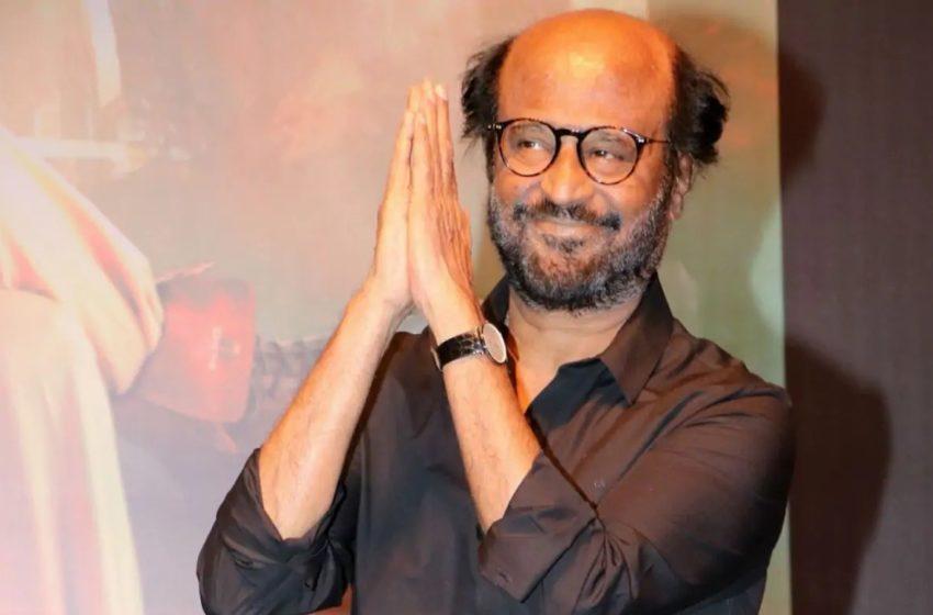 ரஜினிகாந்திற்கு 'தாதாசாஹிப் பால்கே' விருது!