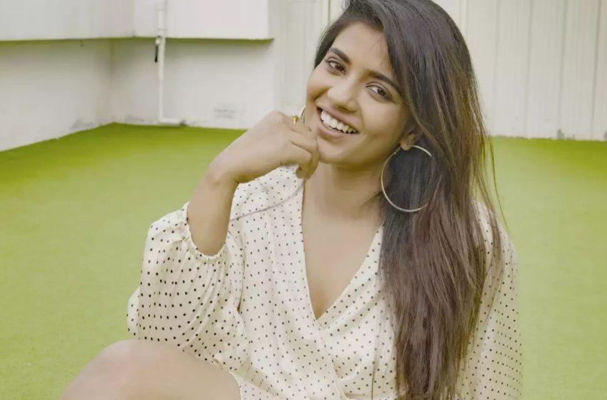 கால் டாக்சி டிரைவராக ஐஸ்வர்யா ராஜேஷ்!