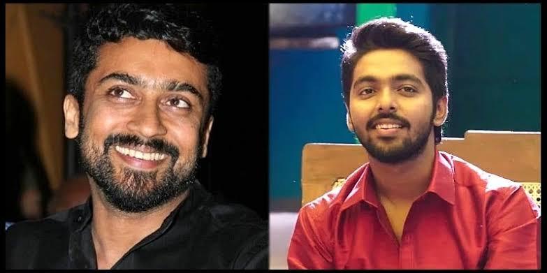 'சூரியா40' : மாஸ் அப்டேட் கொடுத்த 'ஜிவி' !