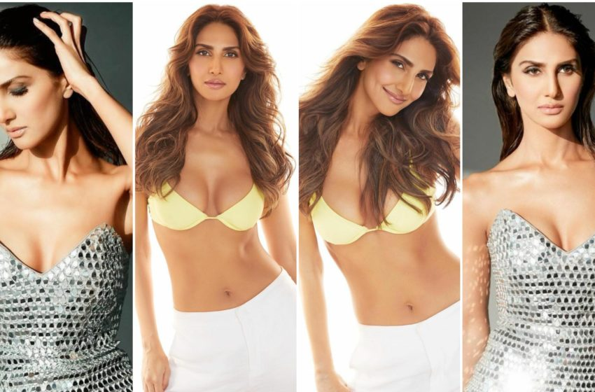 She Knows The Art Of Exposing 😍 Check out Vaani Kapoor Photo's!