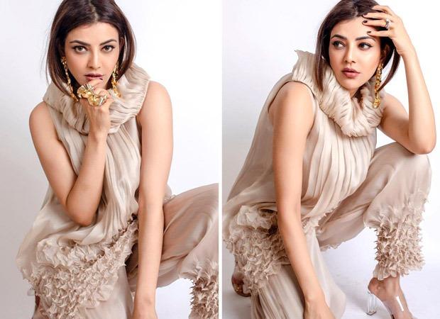 Kajal Aggarwal's Throwback Pics Are Super Hot 😍🤩
