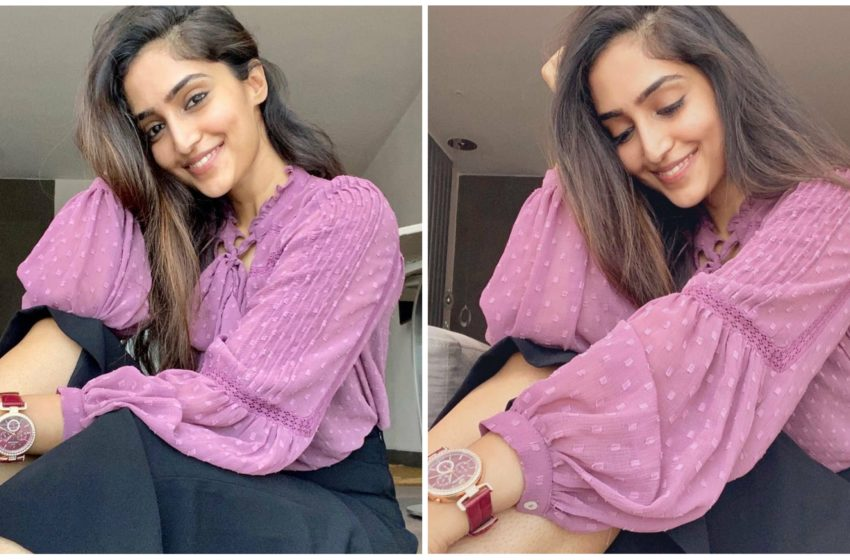 Check out Reba Monica's pics from her stunning photoshoots !