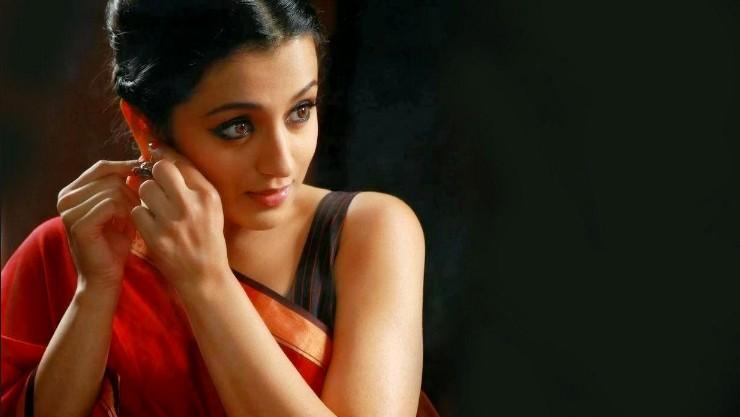 கன்னட சூப்பர் ஸ்டாருக்கு ஜோடியாகும் '#த்ரிஷா'!