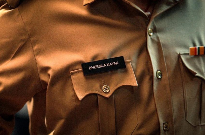 '#PK பேக் ஆன் டூட்டி' … ட்ரெண்டிங்கில் பீம்லா நாயக் போஸ்டர்!