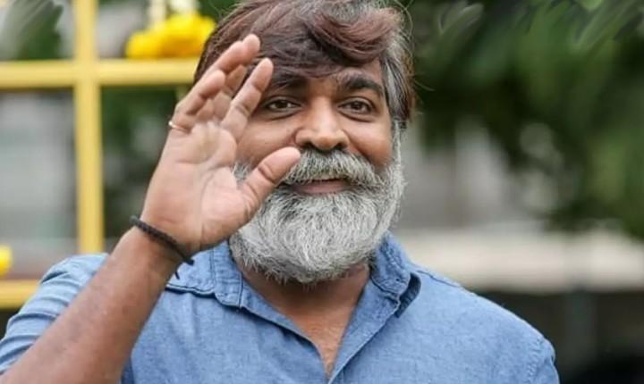 திடிரென முதல்வரை சந்தித்த விஜய் சேதுபதி!
