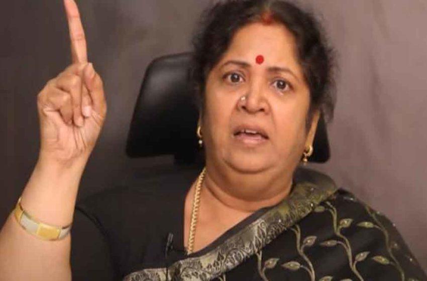சிம்புவின் அம்மா வெளியிட்ட அதிரடி வீடியோ!