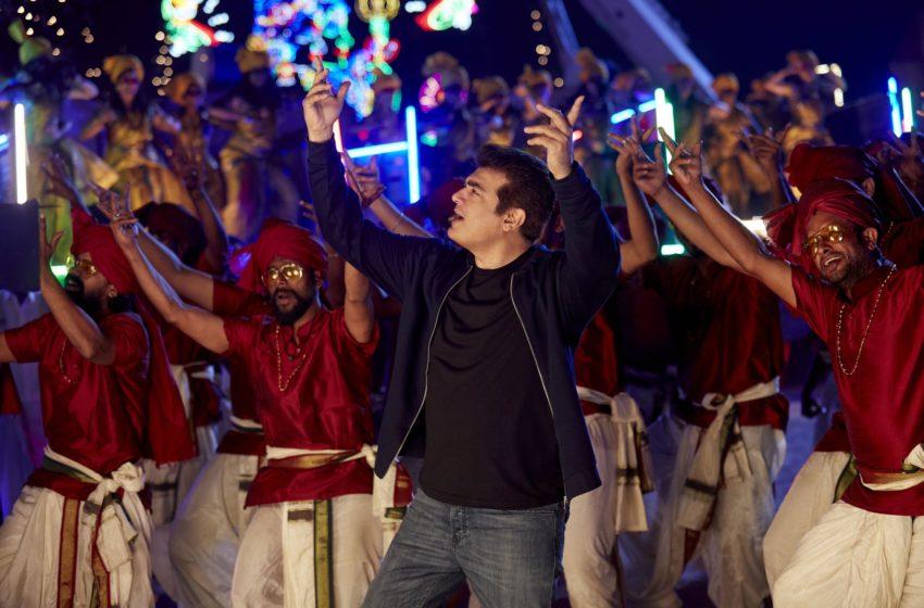 '#வலிமை' படத்தின் ஷூட்டிங் ஸ்டில்ஸ் …. வைரலாகும் போட்டோஸ் !