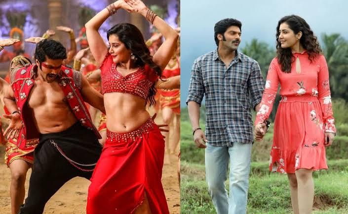 'அரண்மனை 3' மாஸ் அப்டேட் கொடுத்த நடிகை !