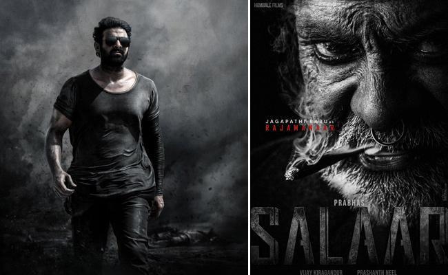 ஜெகபதி பாபு '#சலார்' படத்தில் மிரட்டல் லுக் !வெளியான புதிய  போஸ்டர்..!