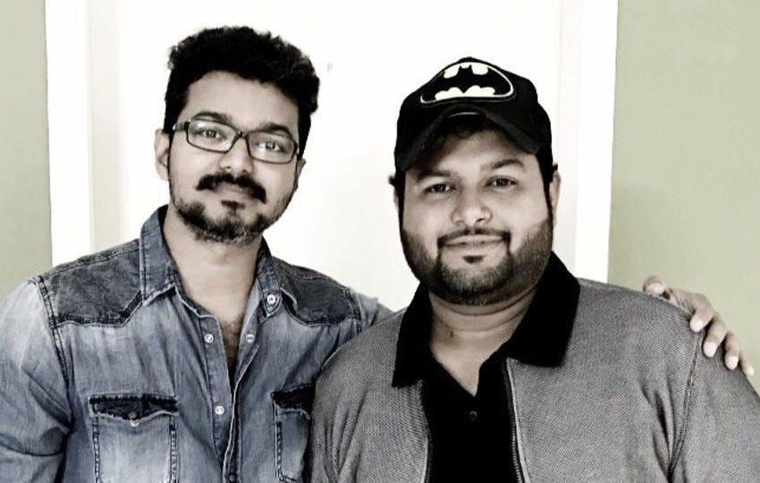 '#தளபதி66' படத்திற்கு முதல் முறையாக இசையமைக்கும் பிரபல இசையமைப்பாளர் ! யார் தெரியுமா ?