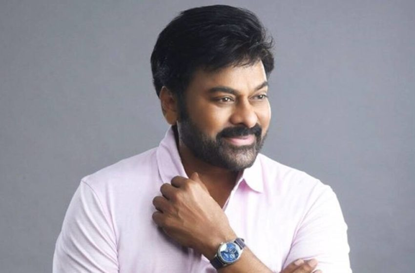 #Tollywood actor Chiranjeevi resumed his upcoming film 'Godfather' shooting in Ooty…