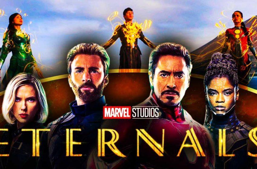 Telugu version of Marvel Studio's 'Eternals' to release during Deepavali in India