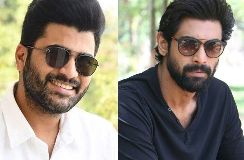 #Tollywood hunk Rana Daggubati is set to share screen space with Sharwanand in his upcoming movie!!