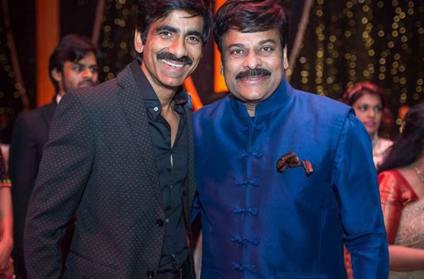 #Tollywood Update: Once again the Mass collaboration of the two Mega stars in next film!!!