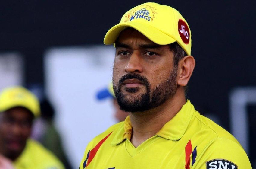 #CSK: MS Dhoni's adorable speech about the CSK Team Players!!!