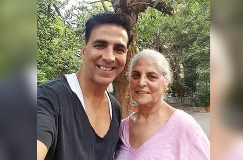 Akshay Kumar's mother passes away: Rohit Shetty, Riteish Deshmukh, Sajid Khan and others reach the crematorium for the last rites