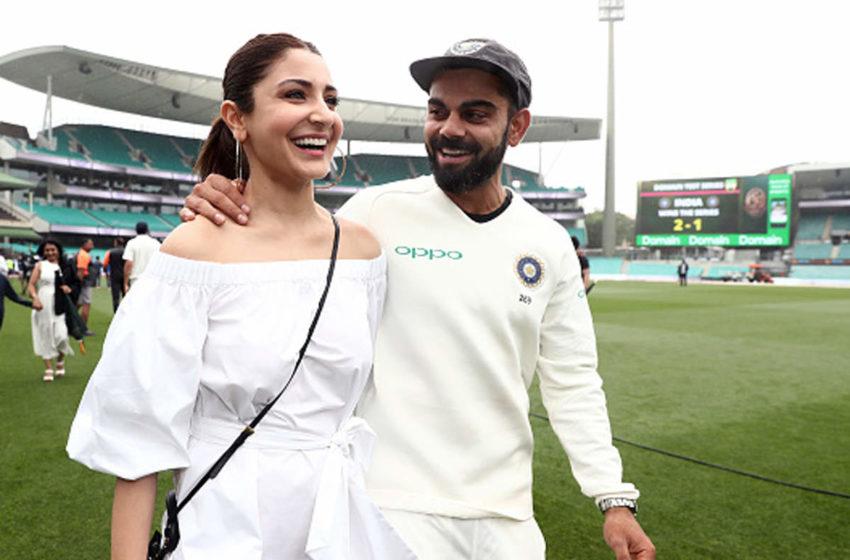 Anushka Sharma lauds Virat Kohli led team India for historic win over England at the Oval