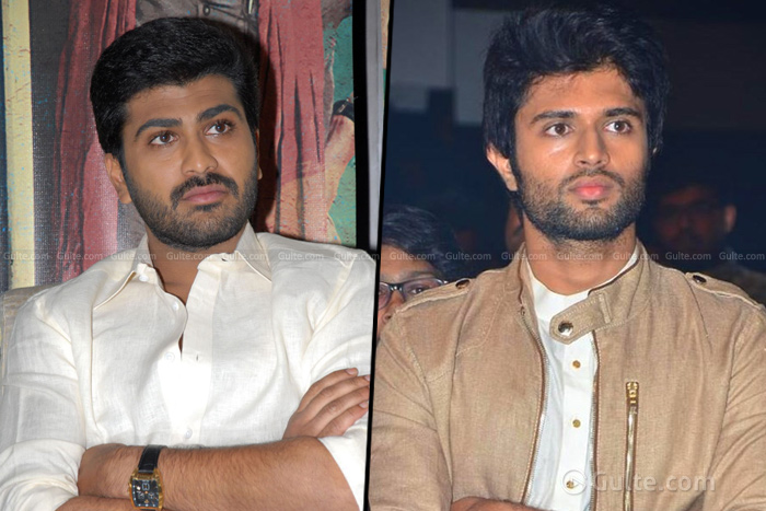 #Latest Update: Tollywood actor Sharwanand was the first choice for the director to play lead role in the film 'Arjun Reddy'!!!