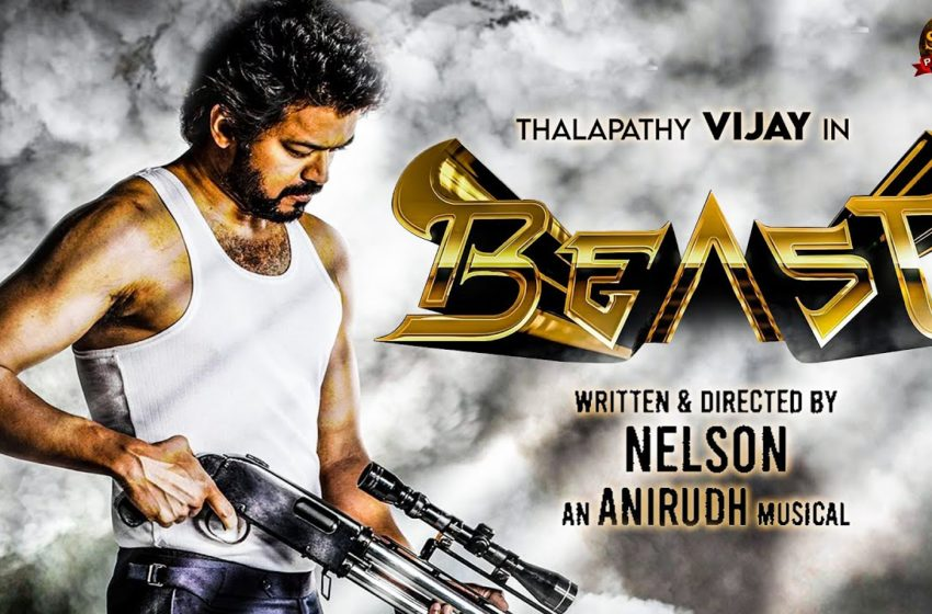 Thalapathy Vijay's 'Beast' fourth schedule shooting begins