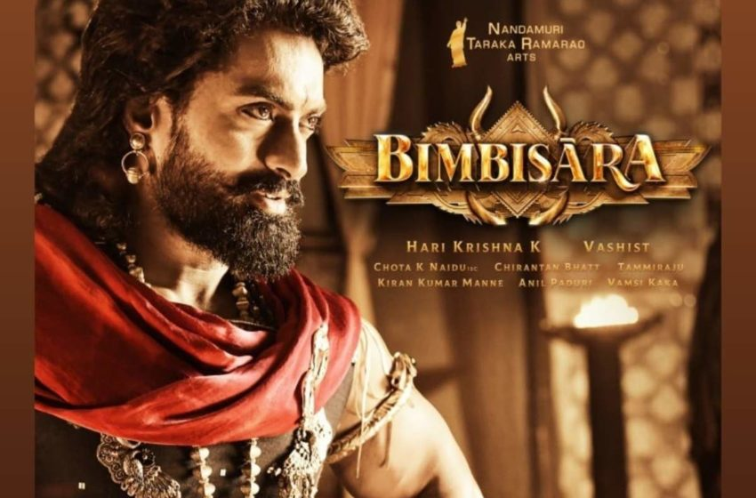 #Latest update of 'Bimbisara': The first part of the movie to be released during Diwali!!