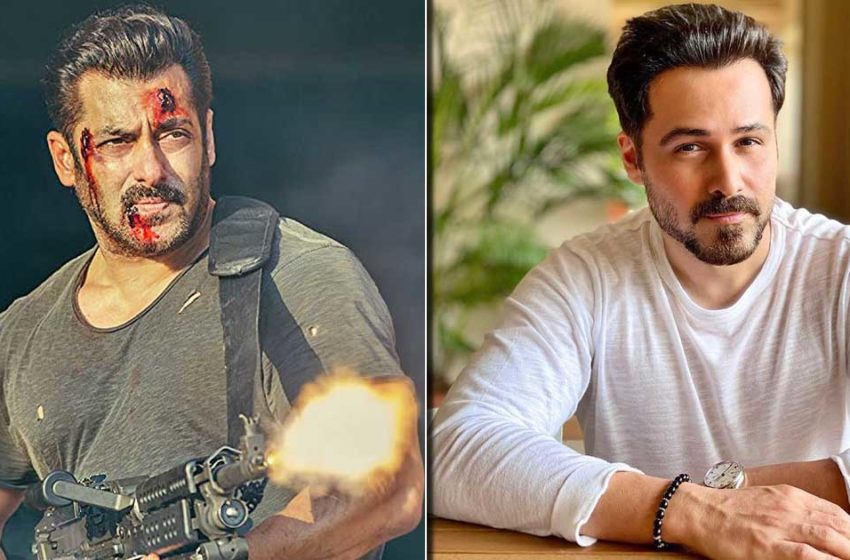 In Tiger 3 Bollywood actor Emraan Hashmi Plays a Tiger of Pakistan role!