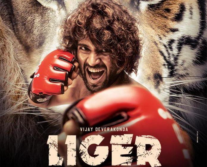 Vijay Deverakonga has resumed the shooting pic of his upcoming film 'Liger'