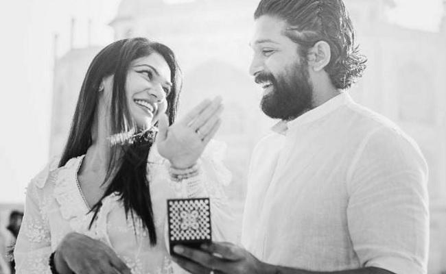 ட்ரெண்டிங்கில் #AlluSnehaReddy … வைரலாகும் பர்த்டே ஸ்பெஷல் போட்டோஸ் !!