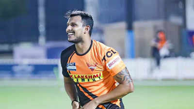 #IPL 2021: SRH bowler T. Natarajan has tested positive of covid-19 at a scheduled RT-PCR test!!!