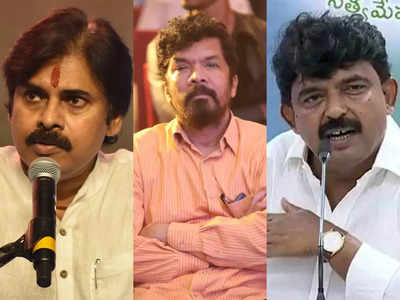 #YSRCP leaders and Pusani Krishna Murali started Counterattacks against Pawan Kalyan!!