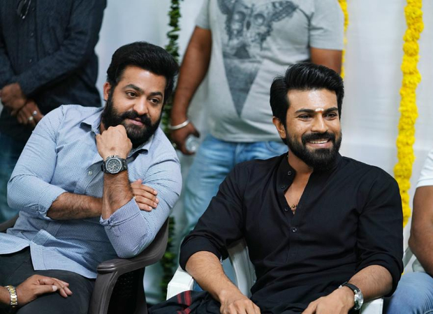 Ram Charan and Jr NTR'S RRR is made for the Mega Big-Screen: Rumours of Makers bust OTT