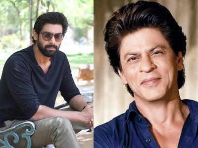 Rana Daggubati to join Shah Rukh Khan in his Next Movie Shanki with Director Atlee???