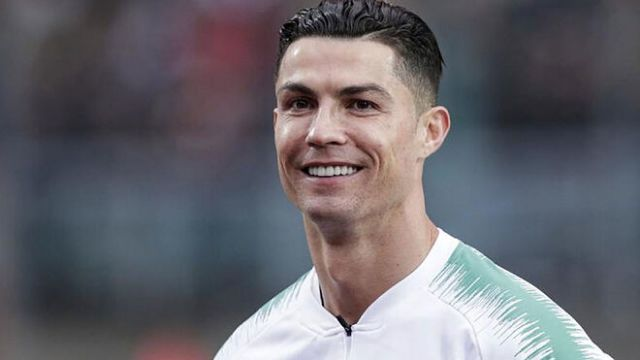 Ronaldo breaks men's scoring record with 2 goals to hit 111