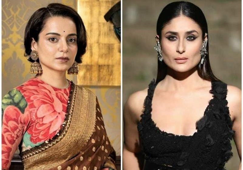 Kareena Kapoor missed massive project by demanding 12 crores for the movie 'SITA', now which the role plays by Gangana Ranaut…