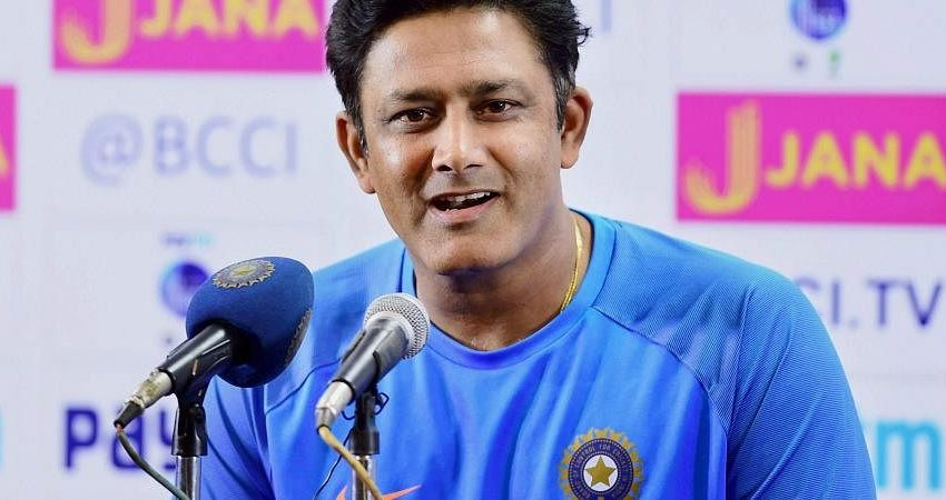 #BCCI office- bearers took decision to bring back Anil Kumble as India's Head Coach…