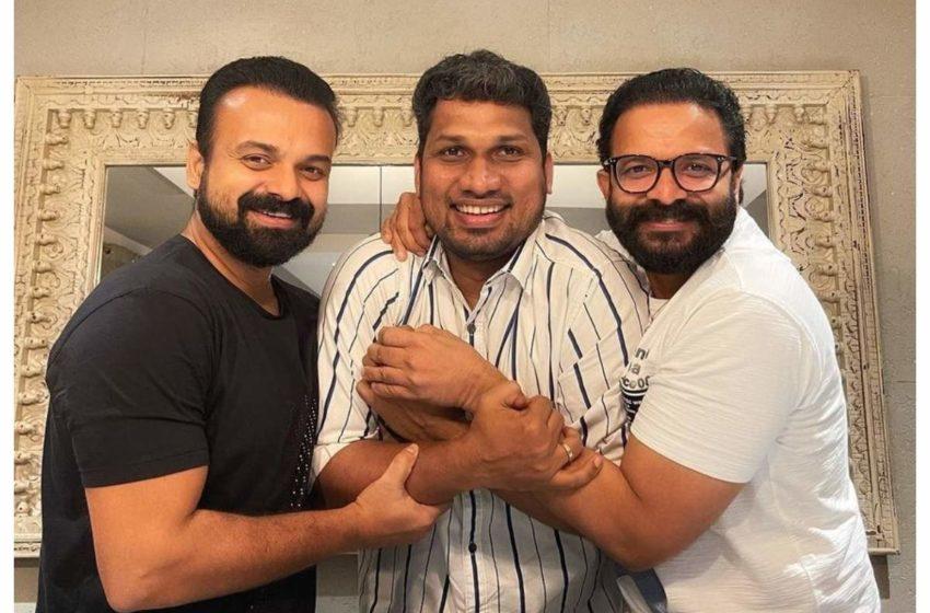 #Mollywood updates: Jayasurya and Kunchacko Bohan are teaming up once again for an upcoming movies!!