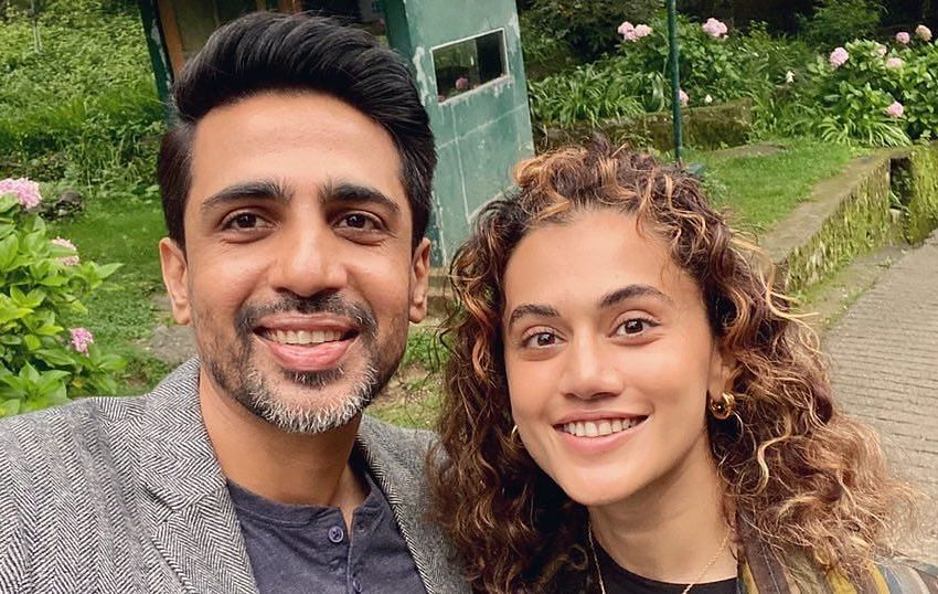 # Blurr: Gulshan Devaiah shares interesting facts about Taapsee Pannu on the set!!