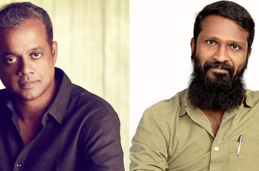 '#விடுதலை' படப்பிடிப்பில் இணைந்த கௌதம் மேனன்! வைரலாகும் போட்டோ !!