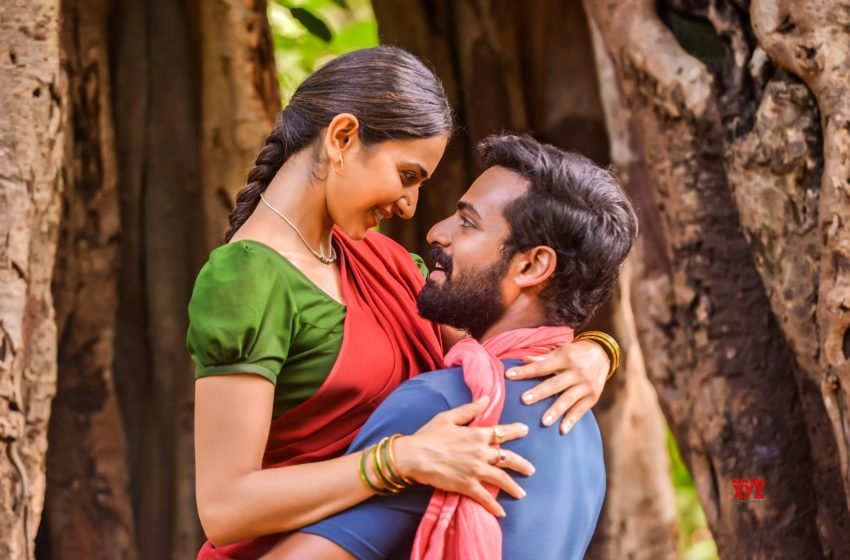 #Tollywood update: Vaisshnav Tej-Rakul Preet Singh's 'Konda Polam' movie Review!!