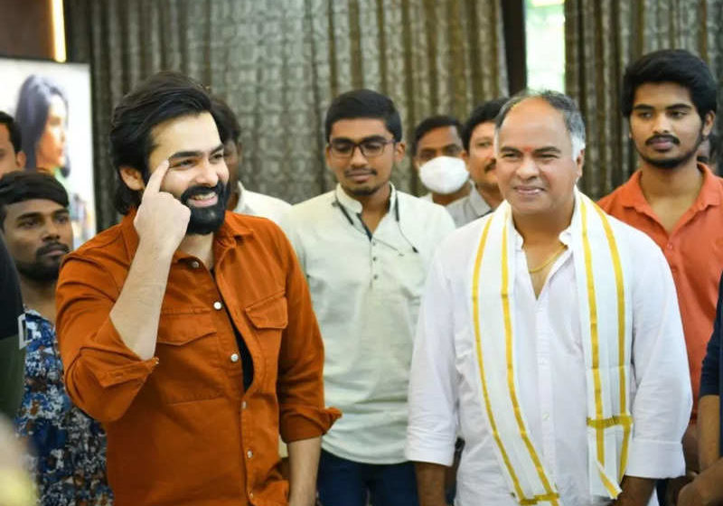 #Ram Pothineni-Lingusamy: The Second Schedule Of 'RaPo19' Has Been Wrapped Up!!