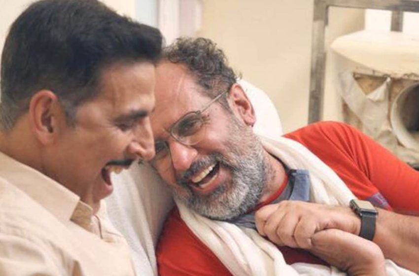 #Akshay Kumar wraps the shoot of his upcoming films 'Raksha Bandhan' and 'Aanand L Rai'!!