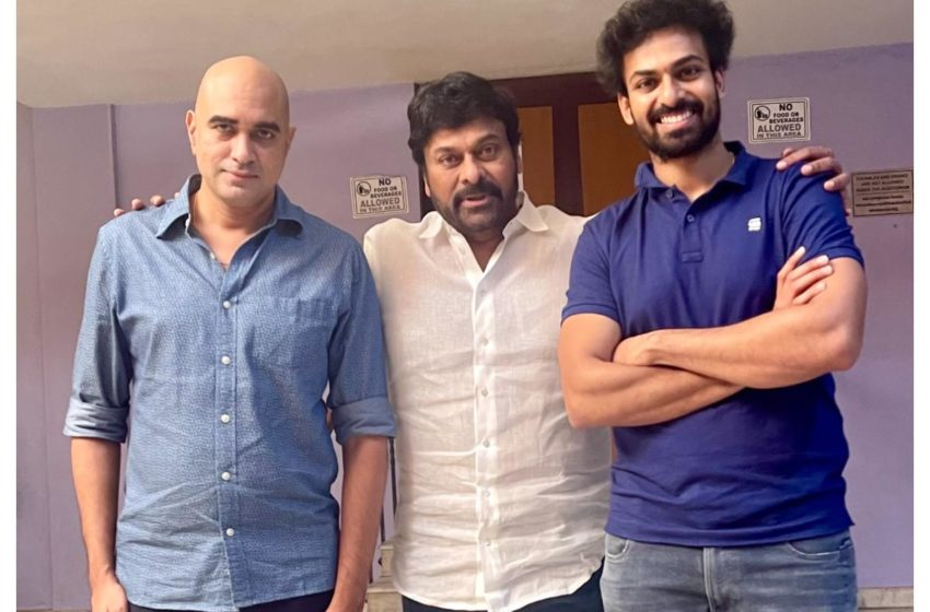 #Mega star Chirajeevi's Review about Vaishnav Tej's 'Konda Polam'!!