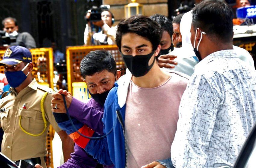 #Narcotics Control Bureau (NCB) – Opposition for Aryan Khan bail!!