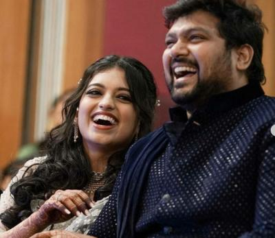 #Renowned Telugu Music Director Mani Sharma's Son Swara Sagar Mahathi is reportedly all set to get married!!