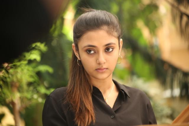 Actress Megha