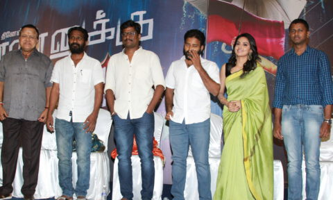 Annanuku Jai Press Meet