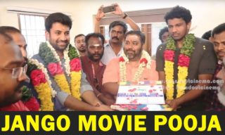 Jango movie pooja